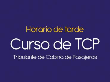 Curso de TCP Madrid Horario de tarde
