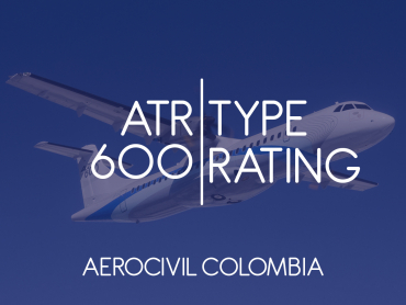 ATR600 Type Rating - Aero Colombia