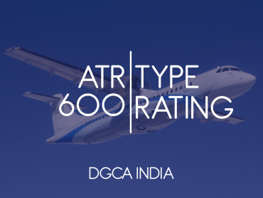 ATR 600 Type Rating - DGCA India