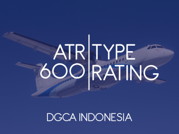 ATR600 Type Rating - DGCA Indonesia