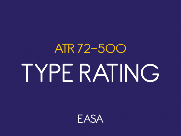 ATR 72 500 TYPE RATING EASA