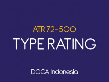 ATR500 Type Rating - DGCA Indonesia