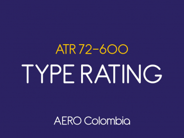 ATR 72 600 Type Rating Colombia
