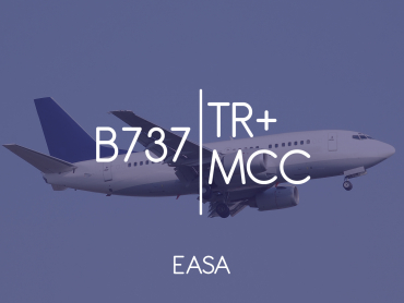B737 MCC + Type Rating - EASA