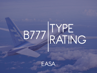 B777 Type Rating - EASA