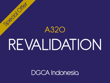 A320 REVALIDATION Indonesia