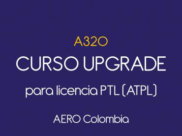 Curso Upgrade A320 para licencia PTL (ATPL)