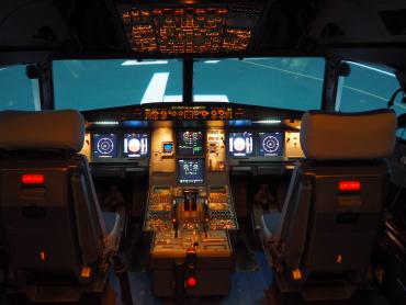 A320 Simulator GTA Indonesia