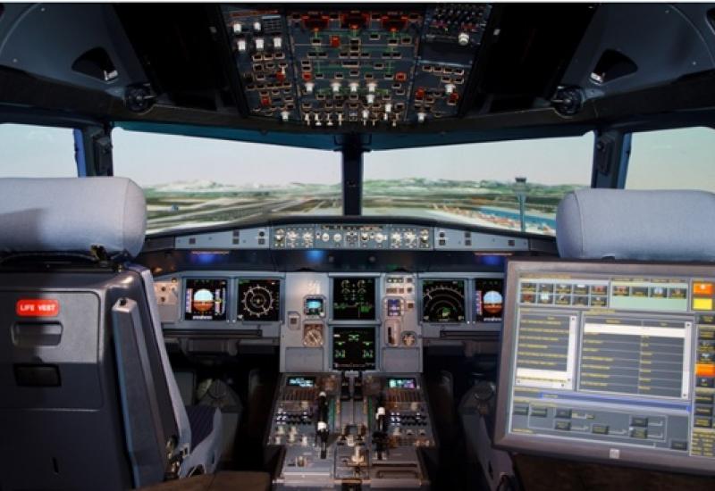 A320 simulador de vuelo España