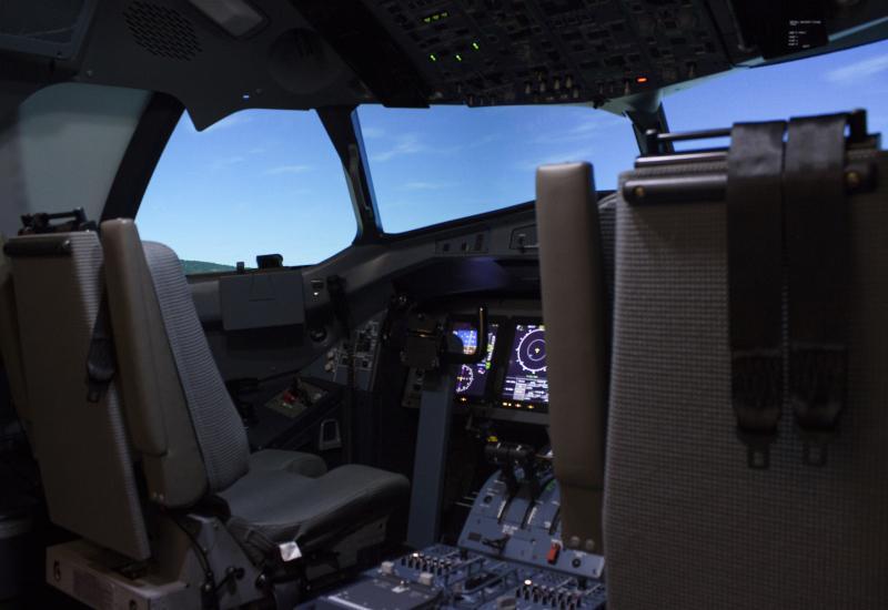 ATR 72-600 Simulador
