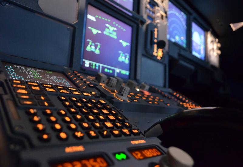 A320 simulador de vuelo Colombia