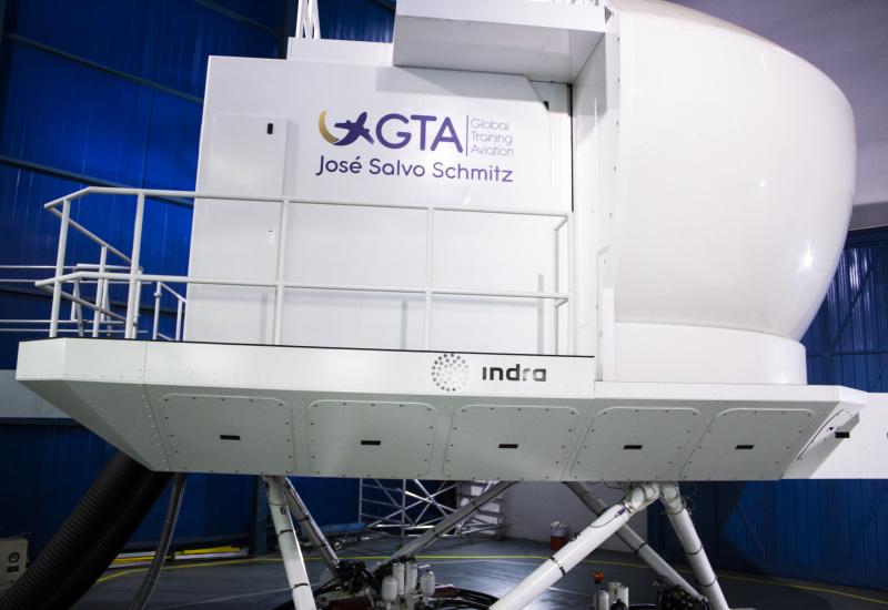 ATR 500 full flight simulator