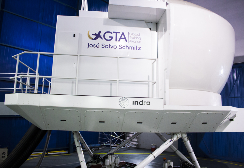 ATR 500 full flight simulator